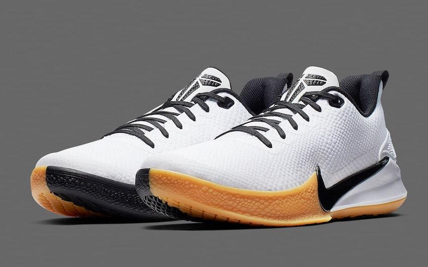 Zapatilla Nike Kobe Mamab Focus en blanco
