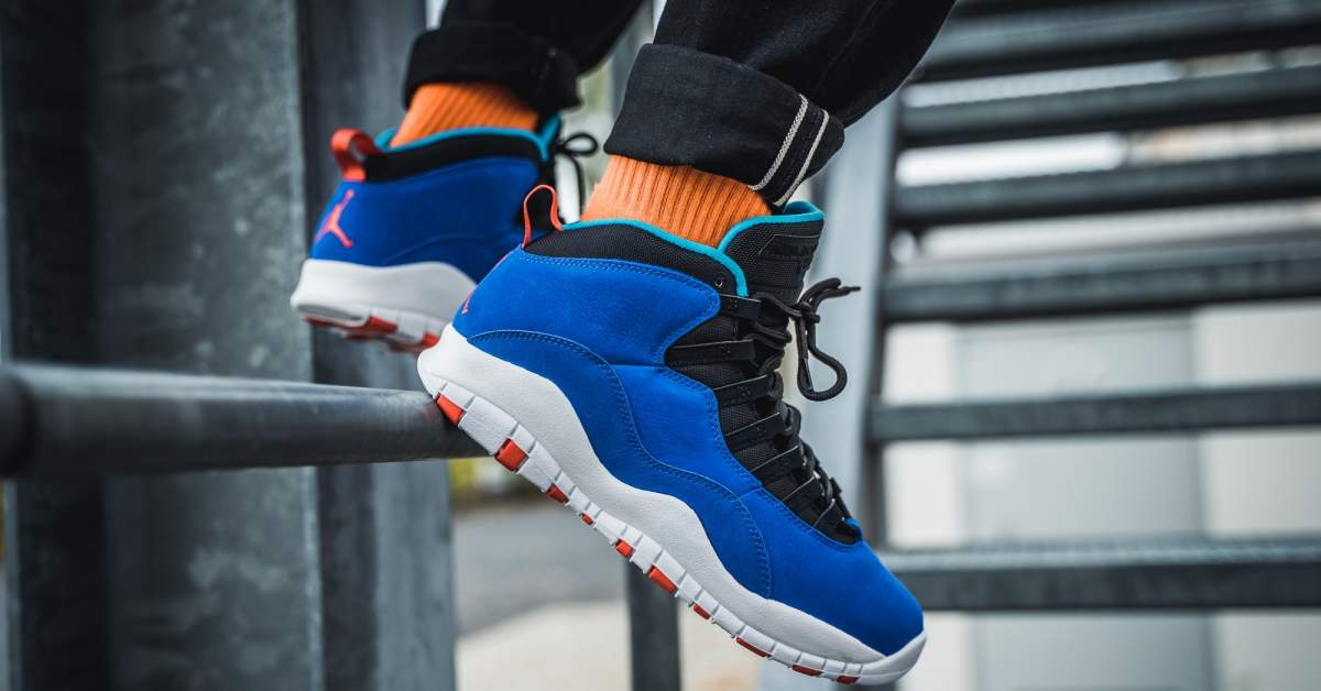 zapatillas Jordan 10 retro tinker