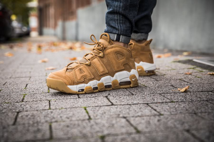 Nike Uptempo 96 Flax