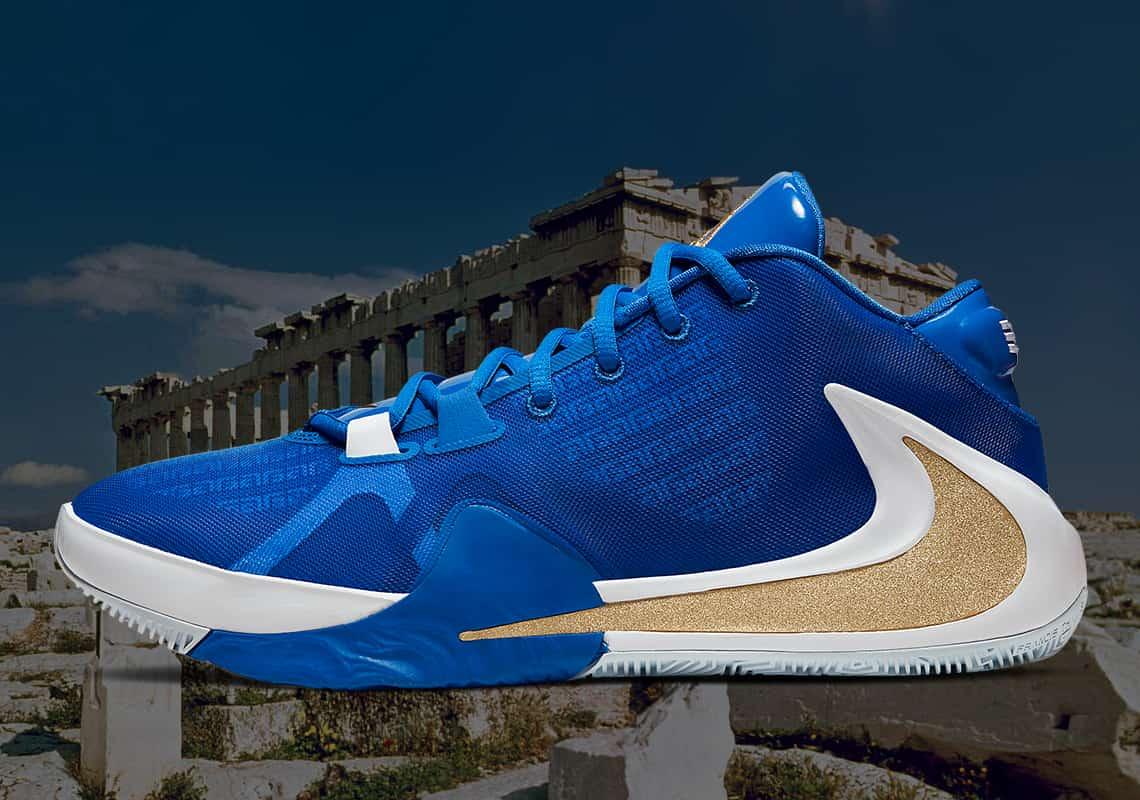 Nike Zoom Freak Greece