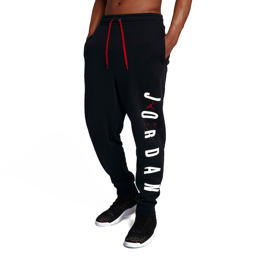 pantalon largo Air Jordan fleece