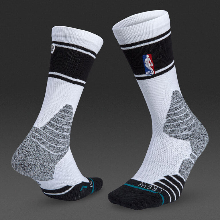 calcetines nba blancos