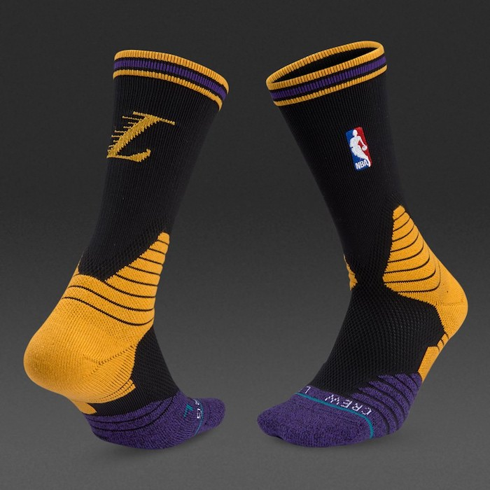CALCETINES LAKERS