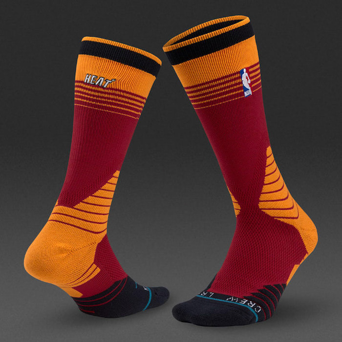 calcetines stance miami heat