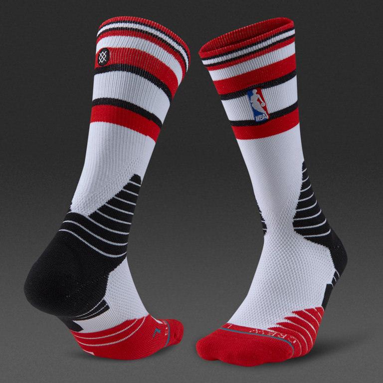 calcetines Stance de los chicago bulls