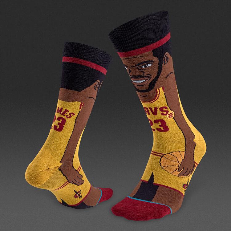 calcetines lebron james