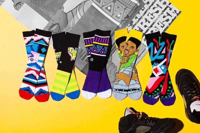 colección stance fresh prince