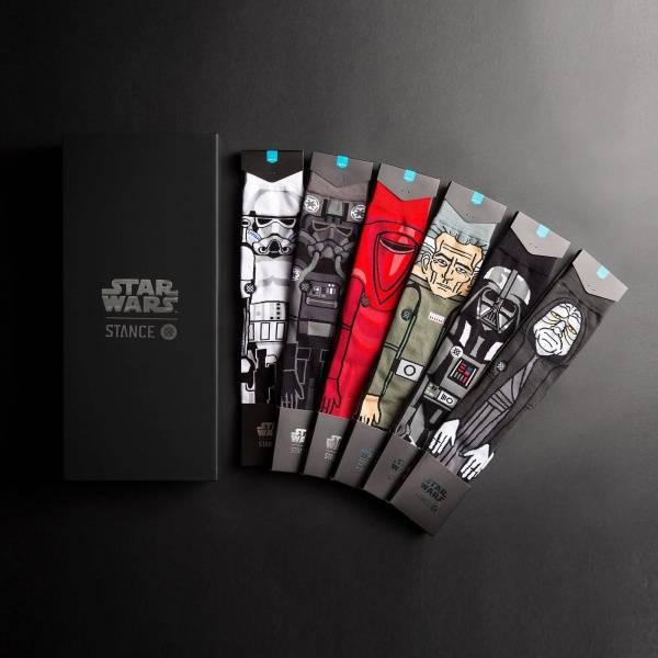 Pack calcetines star wars de stance dark side