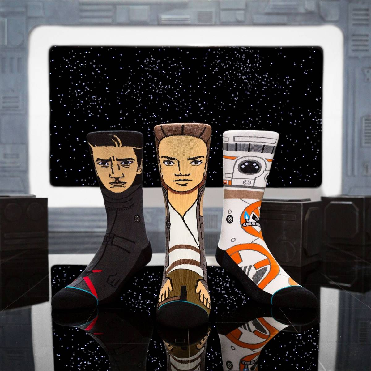 pack calcetines star wars