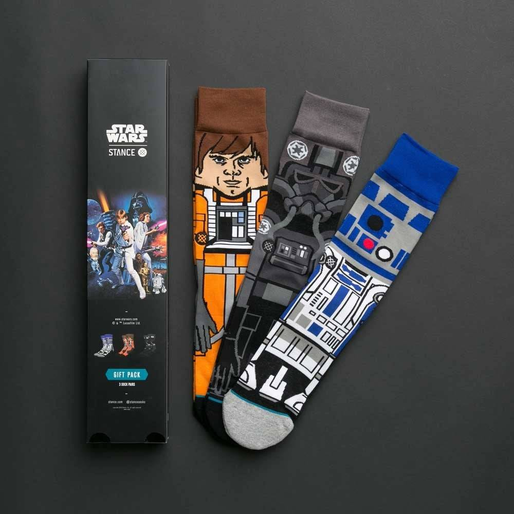 PACK DE 3 CALCETINES STANCE STAR WARS