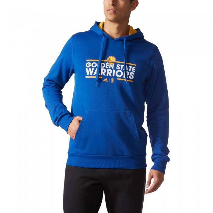 sudadera warriors