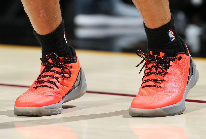 Las zapatillas para el día de Navidad de Stephen Curry