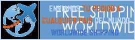 Fukaomar hace envios internacionales - WorldWide Shipping