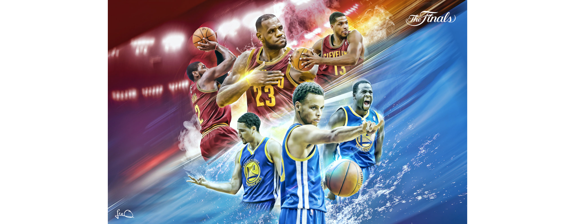 FINALES NBA 2015 CAVALIERS VS WARRIORS