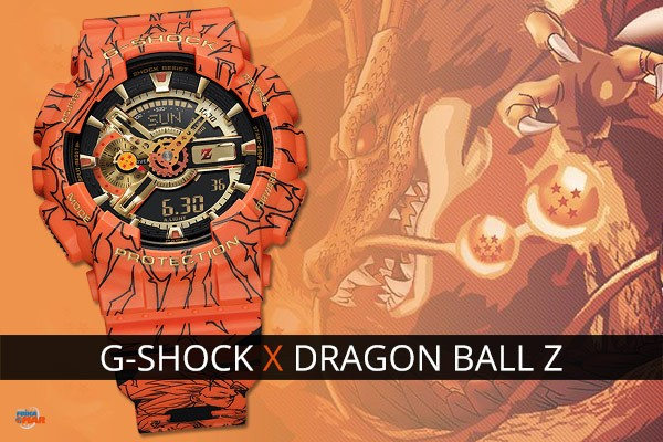 G-SHOCK DRAGON BALL Z